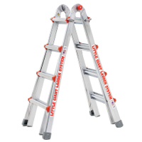 Little Giant Ladder in the A-Frame Ladder Position