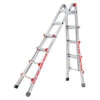 Little Giant Ladder in the 90 degree angle ladder position