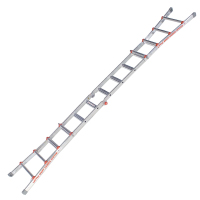 Little Giant Ladder in the Extension Ladder position